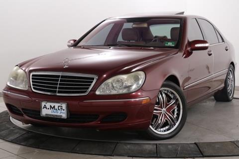 2005 Mercedes-Benz S-Class for sale in Somerville, NJ