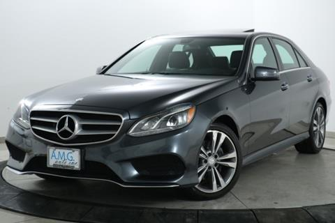 2014 Mercedes-Benz E-Class for sale in Somerville, NJ