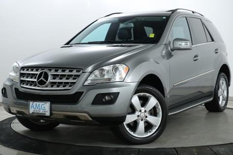 2011 Mercedes-Benz M-Class for sale in Somerville, NJ