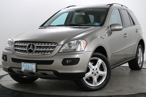 2008 mercedes benz m class for sale for Mercedes benz wayne nj