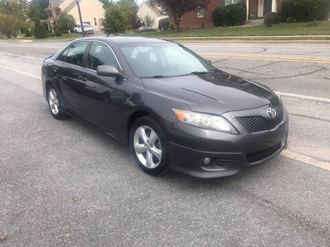 2011 Toyota Camry for sale in Woodsboro, MD