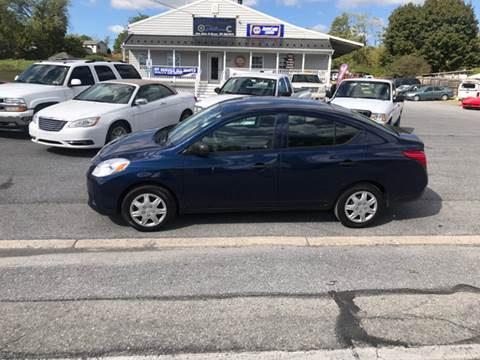 2012 Nissan Versa for sale in Woodsboro, MD