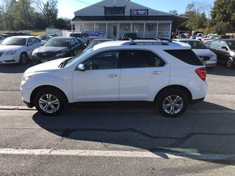 2012 Chevrolet Equinox for sale in Woodsboro, MD