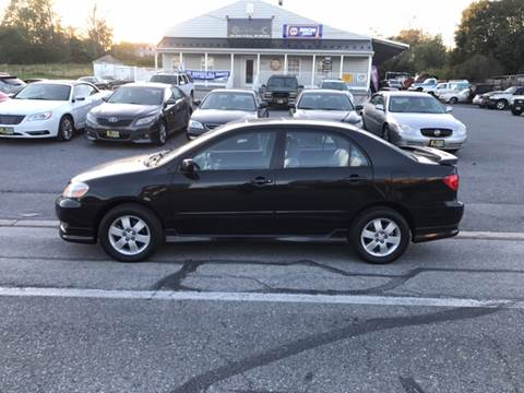 2003 Toyota Corolla for sale in Woodsboro, MD