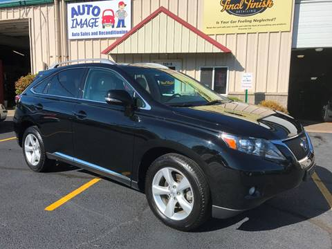 2010 Lexus RX 350 for sale in Schofield, WI