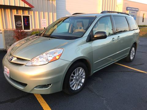 2008 Toyota Sienna for sale in Schofield, WI