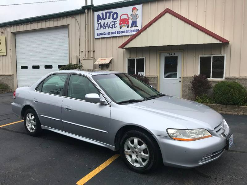 2001 Honda Accord For Sale At Auto Image In Schofield WI