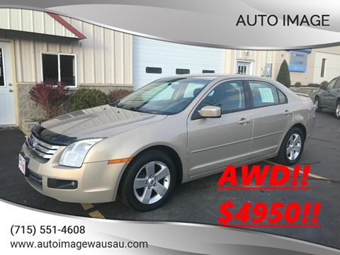 2007 Ford Fusion for sale in Schofield, WI