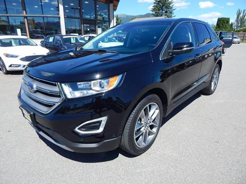 2016 Ford Edge for sale in Ponderay, ID