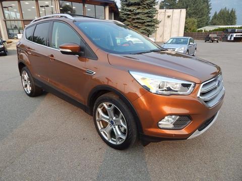 2017 Ford Escape for sale in Ponderay, ID