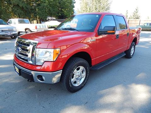 2010 Ford F-150 for sale in Ponderay, ID