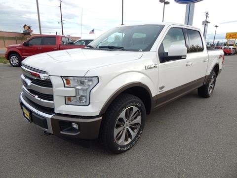 2017 Ford F-150 for sale in Ponderay, ID