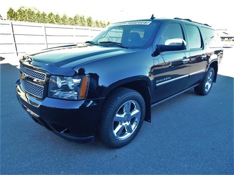 2014 Chevrolet Suburban for sale in Ponderay, ID