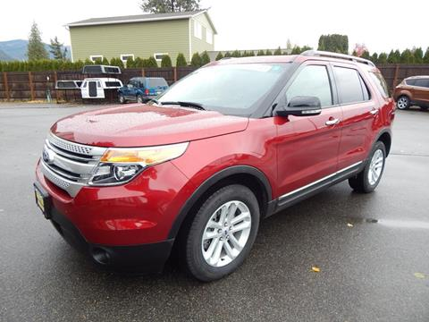 2015 Ford Explorer for sale in Ponderay, ID