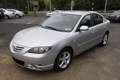 2005 Mazda MAZDA3 for sale in Huntingdon Valley, PA