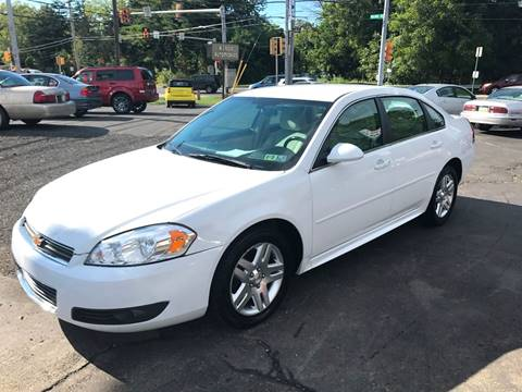 2011 Chevrolet Impala for sale in Huntingdon Valley, PA