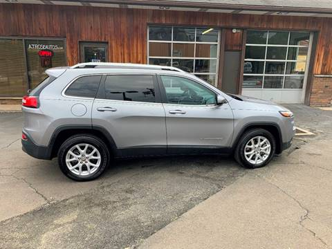 2014 Jeep Cherokee for sale in Huntingdon Valley, PA