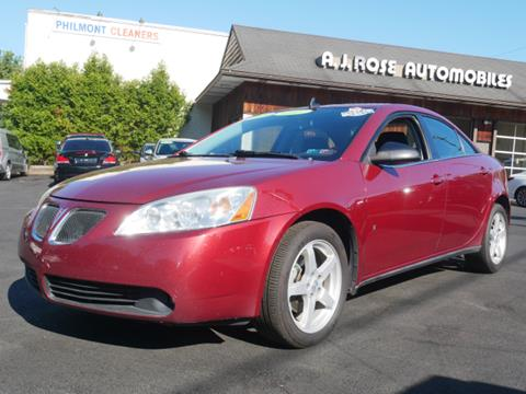 2009 Pontiac G6 for sale in Huntingdon Valley, PA