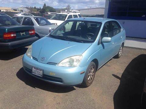 2002 Toyota Prius for sale in Santa Rosa, CA
