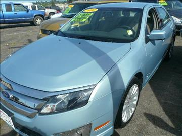 2011 Ford Fusion Hybrid for sale in Santa Rosa, CA