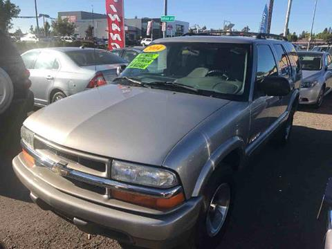 2004 Chevrolet Blazer for sale in Santa Rosa, CA