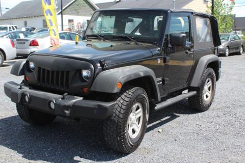 2012 Jeep Wrangler for sale in Frederick, MD