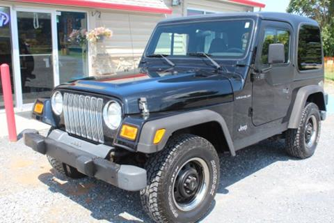 2001 Jeep Wrangler for sale in Frederick, MD