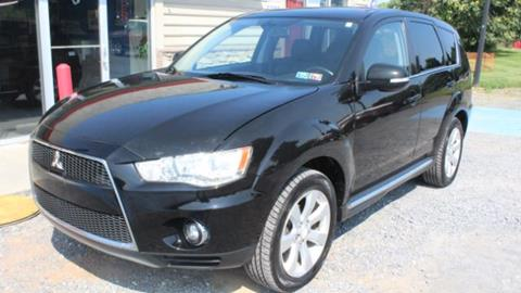 2010 Mitsubishi Outlander for sale in Frederick, MD