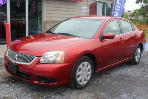 2012 Mitsubishi Galant for sale in Frederick, MD