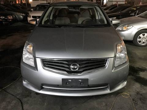 2012 Nissan Sentra for sale in Hollywood, FL