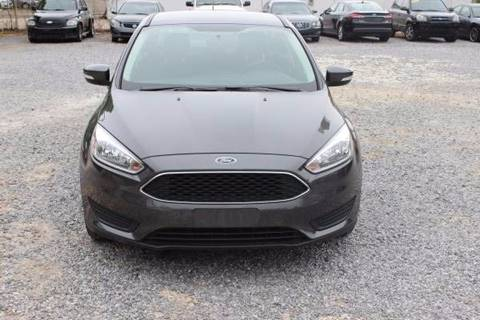 2016 Ford Focus for sale at QUALITY AUTOMOTIVE in Mobile AL