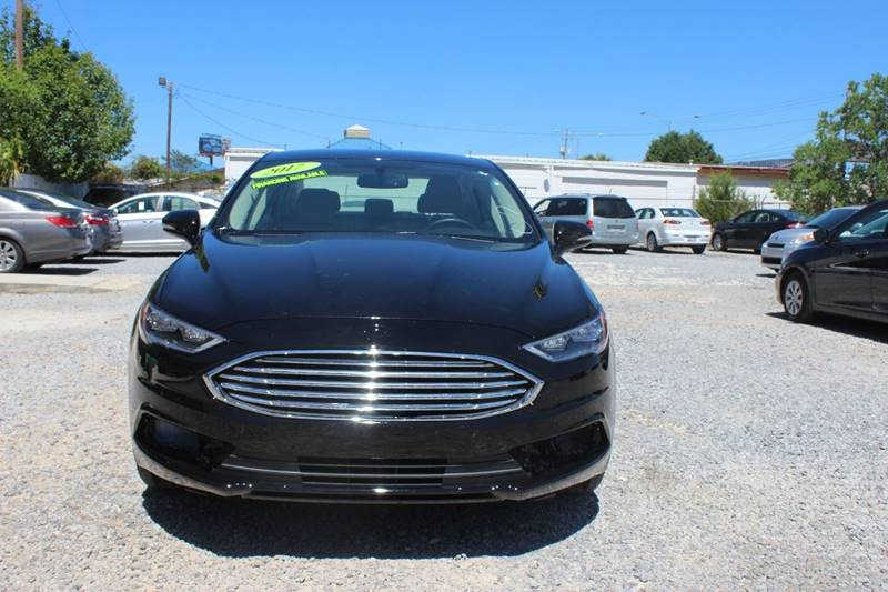 2017 Ford Fusion for sale at QUALITY AUTOMOTIVE in Mobile AL