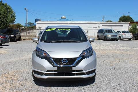 2017 Nissan Versa Note for sale at QUALITY AUTOMOTIVE in Mobile AL