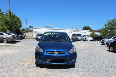 2016 Hyundai Accent for sale at QUALITY AUTOMOTIVE in Mobile AL