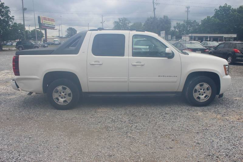 2011 Chevrolet Avalanche for sale at QUALITY AUTOMOTIVE in Mobile AL