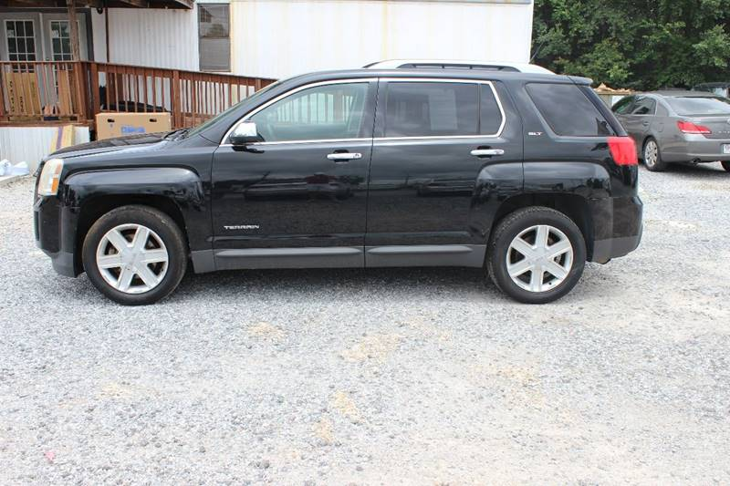 2010 GMC Terrain for sale at QUALITY AUTOMOTIVE in Mobile AL