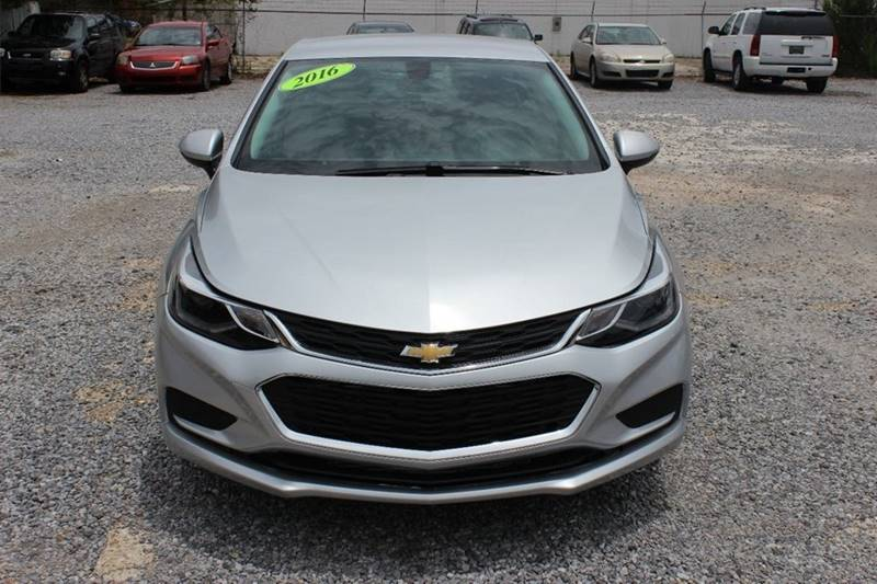 2016 Chevrolet Cruze for sale at QUALITY AUTOMOTIVE in Mobile AL