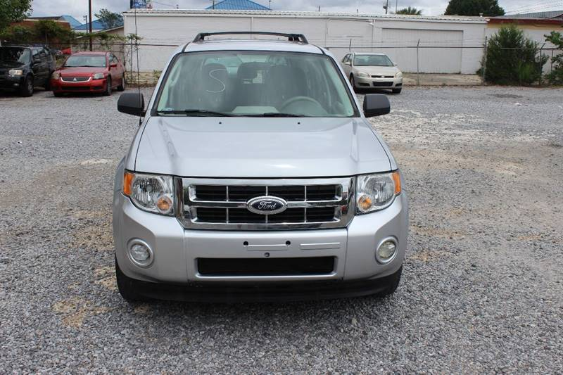 2012 Ford Escape for sale at QUALITY AUTOMOTIVE in Mobile AL