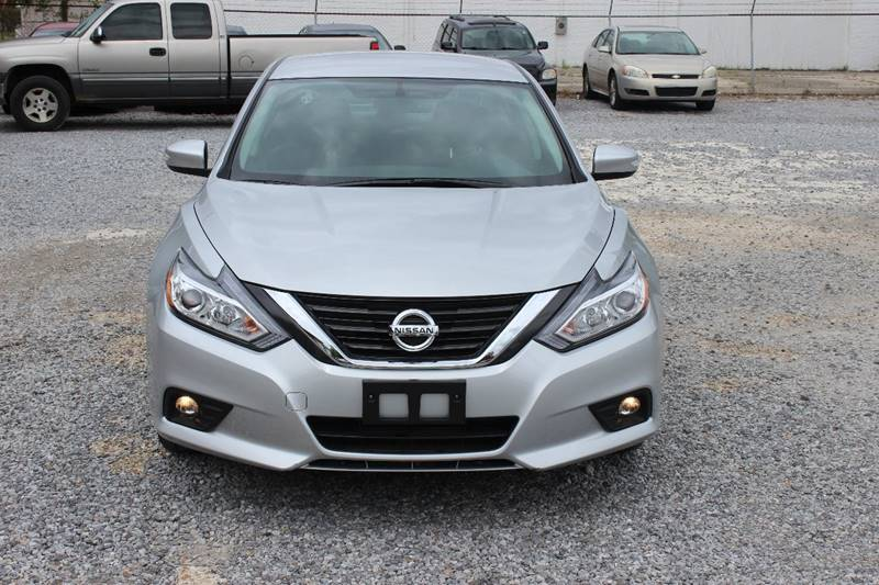 2017 Nissan Altima for sale at QUALITY AUTOMOTIVE in Mobile AL