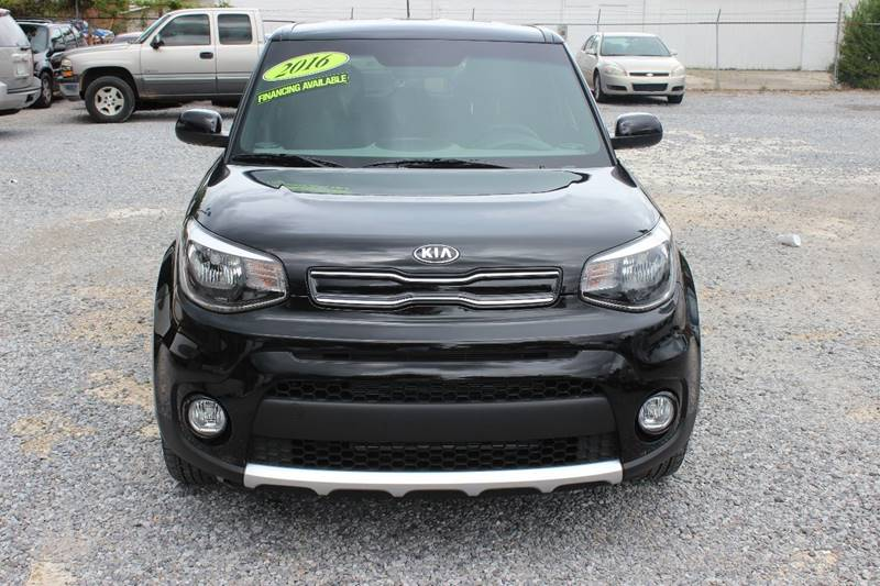 2017 Kia Soul for sale at QUALITY AUTOMOTIVE in Mobile AL