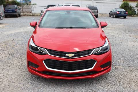 2017 Chevrolet Cruze for sale at QUALITY AUTOMOTIVE in Mobile AL
