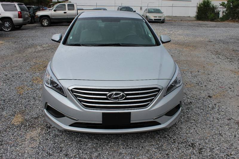 2017 Hyundai Sonata for sale at QUALITY AUTOMOTIVE in Mobile AL