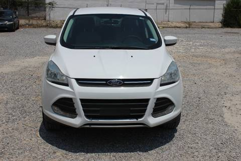 2013 Ford Escape for sale at QUALITY AUTOMOTIVE in Mobile AL
