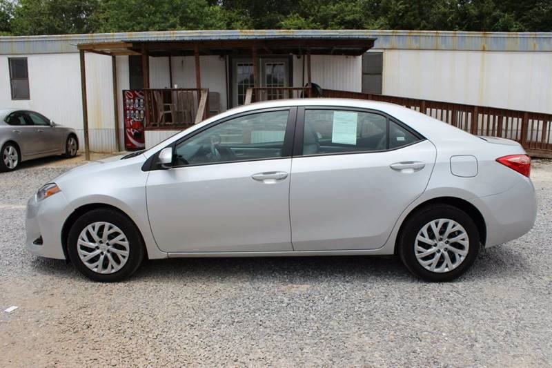 2017 Toyota Corolla for sale at QUALITY AUTOMOTIVE in Mobile AL