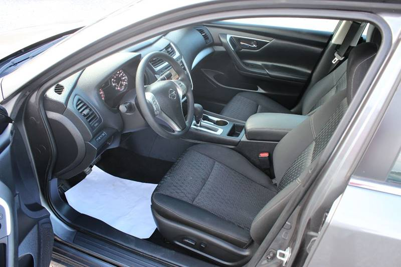2016 Nissan Altima for sale at QUALITY AUTOMOTIVE in Mobile AL