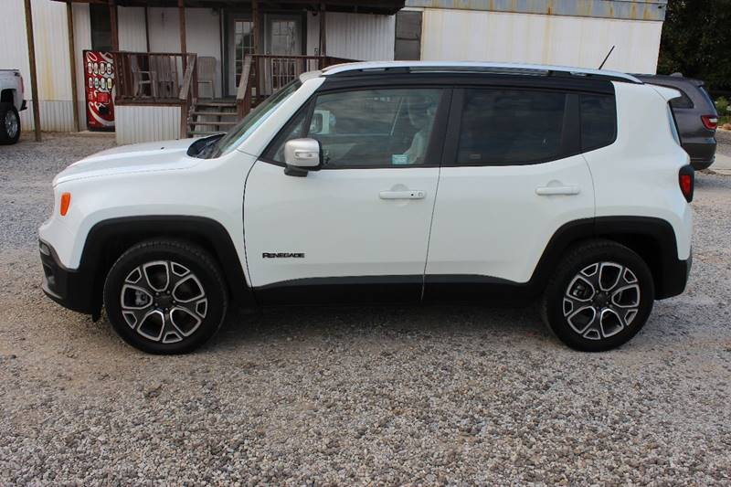 2016 Jeep Renegade for sale at QUALITY AUTOMOTIVE in Mobile AL