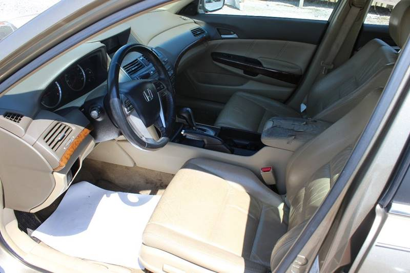 2009 Honda Accord for sale at QUALITY AUTOMOTIVE in Mobile AL