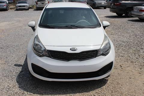 2013 Kia Rio for sale at QUALITY AUTOMOTIVE in Mobile AL