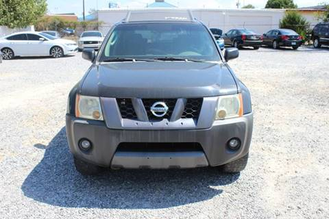 2007 Nissan Xterra for sale at QUALITY AUTOMOTIVE in Mobile AL