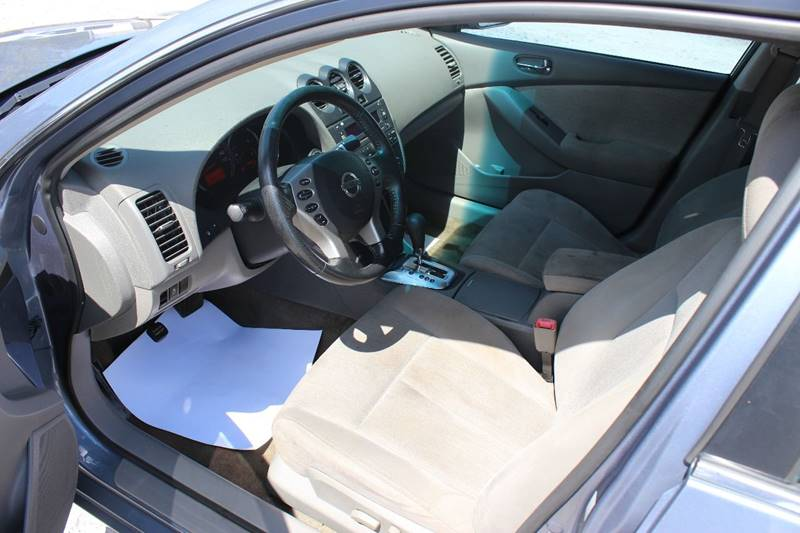 2012 Nissan Altima for sale at QUALITY AUTOMOTIVE in Mobile AL